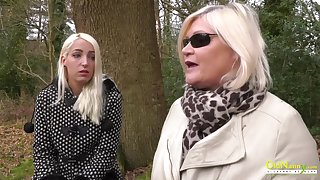 OldNannY Grown-up Lacey Starr Lesbian Cheating Spliced